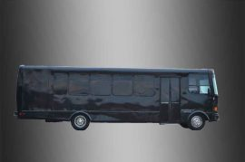 party bus rental company janesville wi