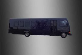 limo bus rental company madison