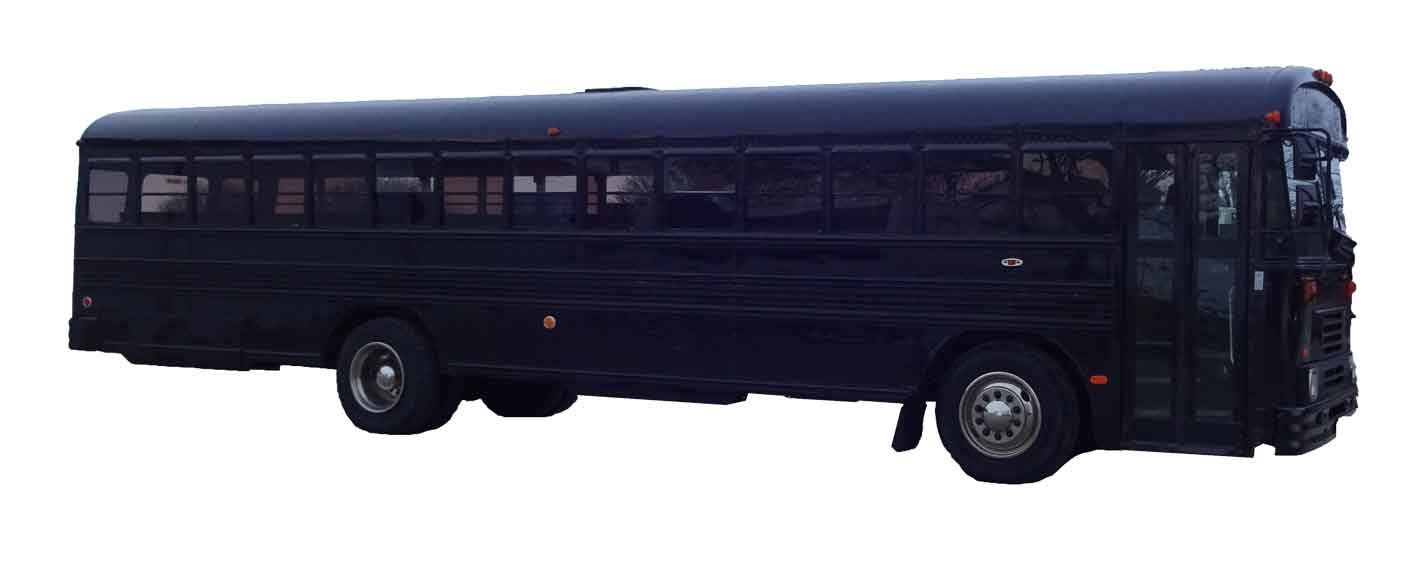 limo bus rental company in madison wi