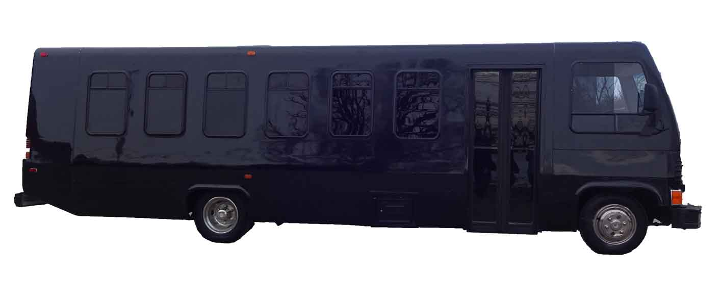 party bus rental janesville wisconsn