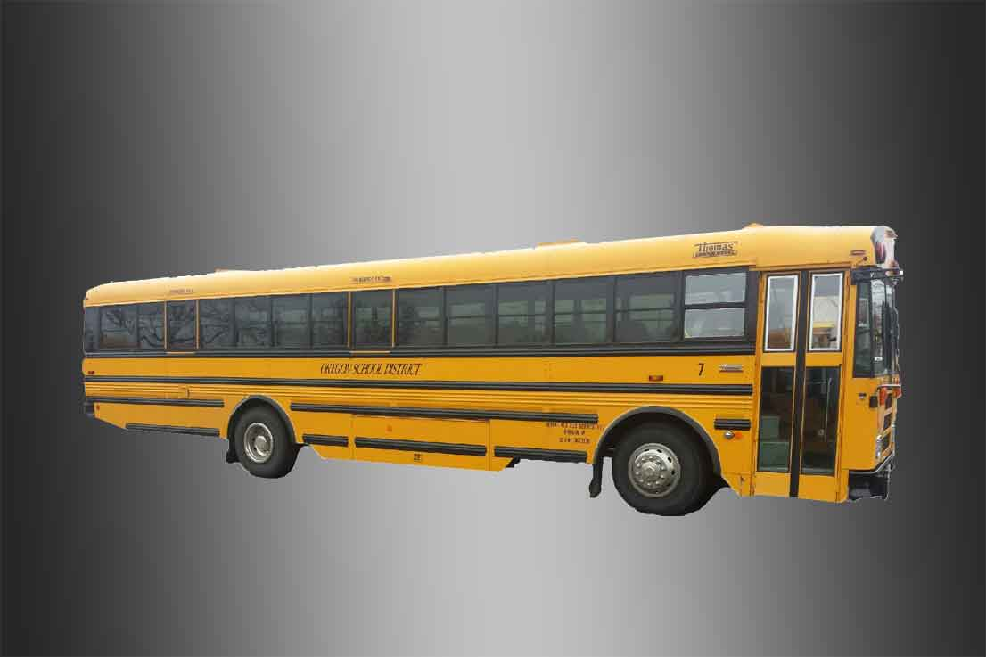 school bus rental company janesville madison